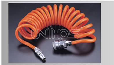 High-pressure air hose